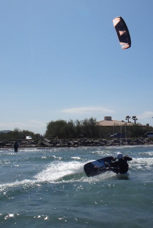 26 kitesurfing izquierda Pollentia Club Mallorca