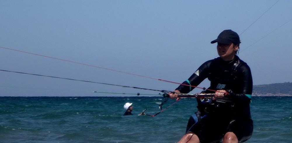 7 Sa Marina curso de kitesurf