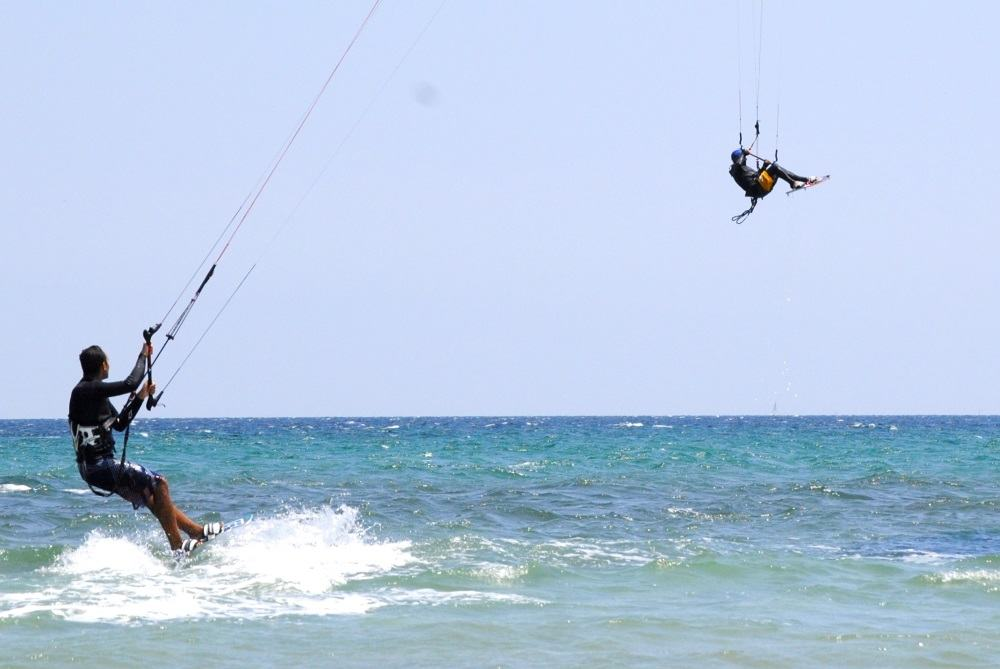 7 kitesurfing lessons vietnam learn to jump