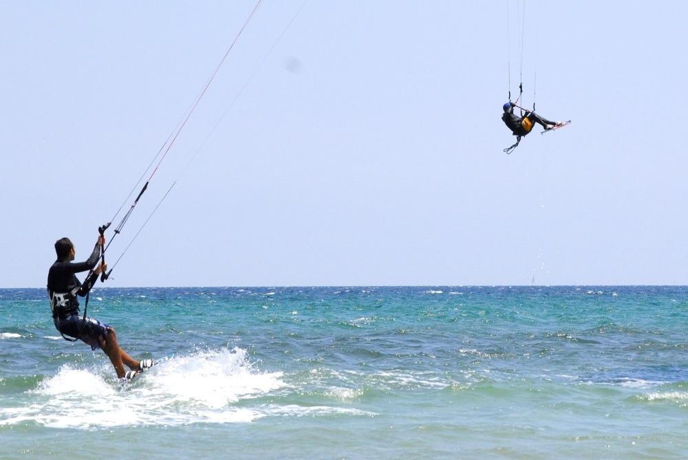 7 kitesurfing lessons vietnam learn to jump