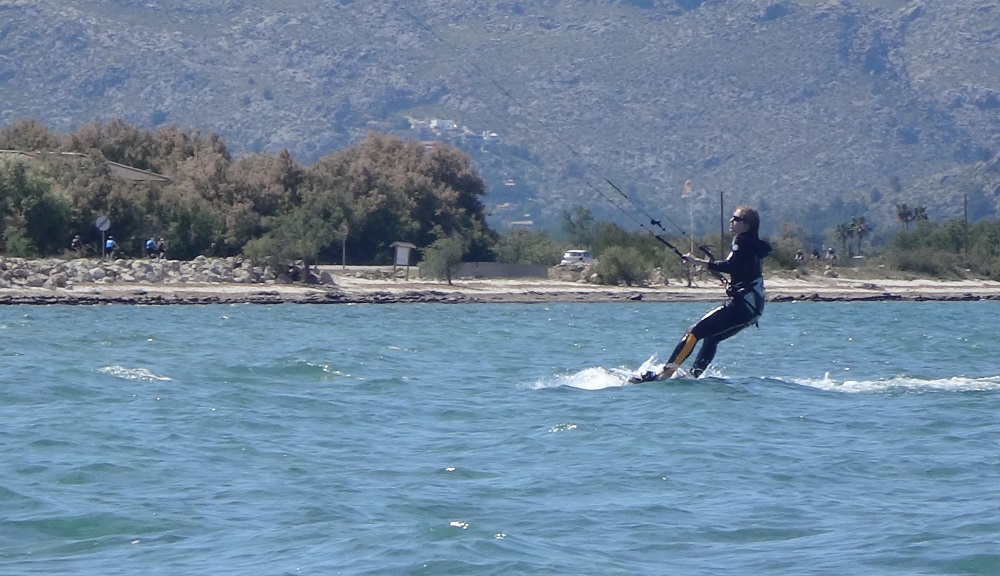 8 mejor precio para curso de kitesurf en Mallorca