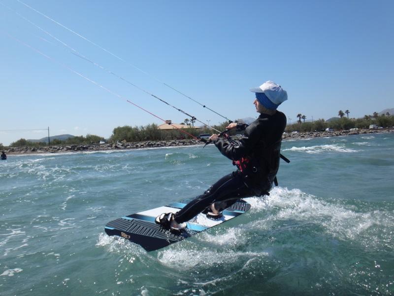 8 waterstart Mallorca