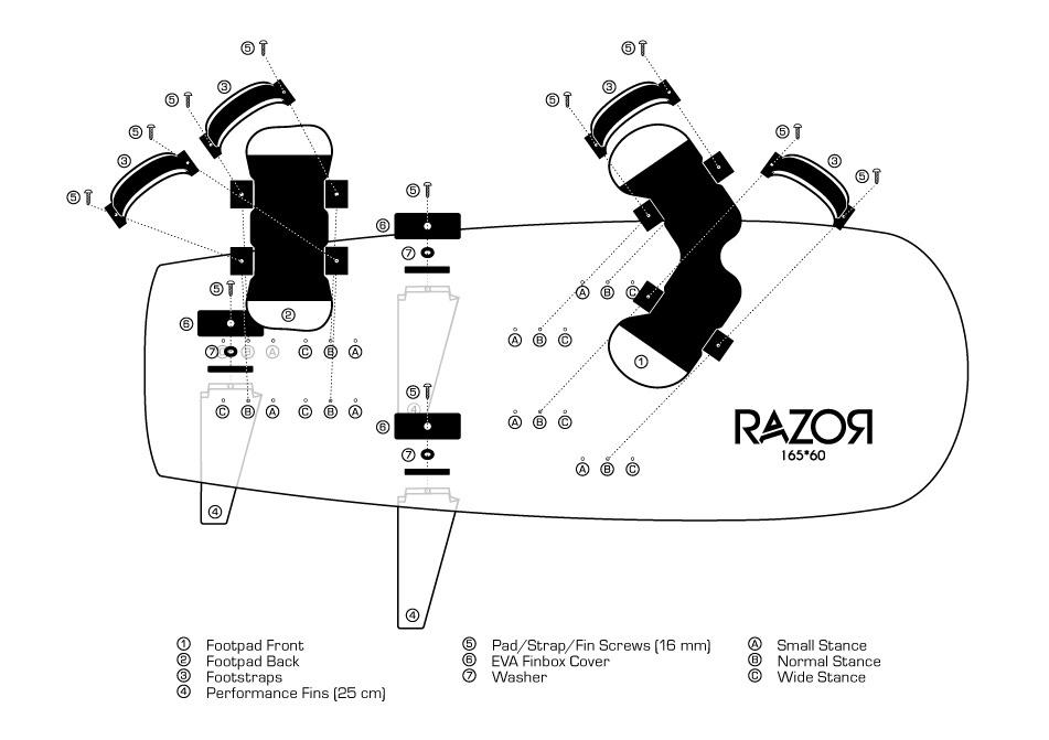 8-kitesurf-kite-race Razor Vung Tau kite spot