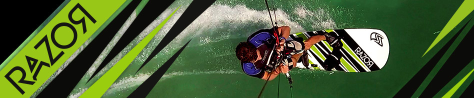 la Razor kitesurfing in Vung Tau - Vietnam escuela de kitesurf kite school