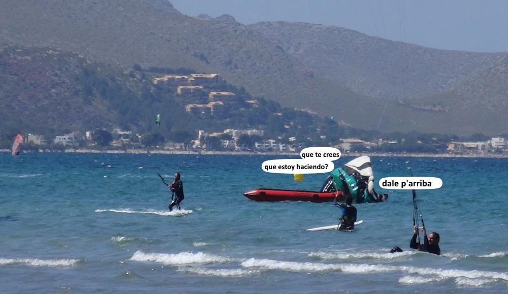 12-desenganchando-la-madeja-kite-lessons-mallorca