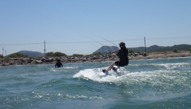kitesurfen lernen Vung Tau