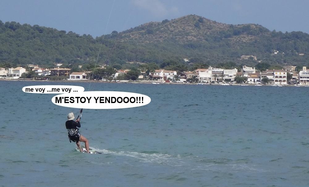 17 kitesurfing in Mallorca - kite lessons in Vietnam ahora si