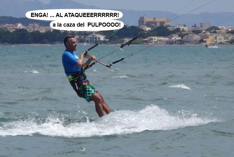 18 kitesurfing lessons vietnam - kite club AAN Mallorca - a buscar uno yo tambien