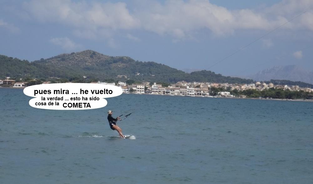 19 kitesurfing in Mallorca - kite lessons in Vietnam y vuelve