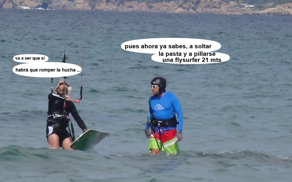 20 kitesurfing in Mallorca - kite lessons in Vietnam le explica