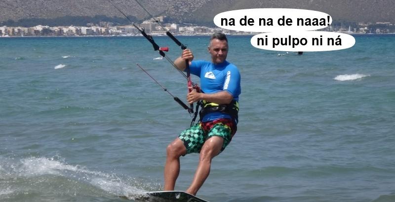 25 kitesurfing lessons vietnam - kite club AAN Mallorca - pues parece que no