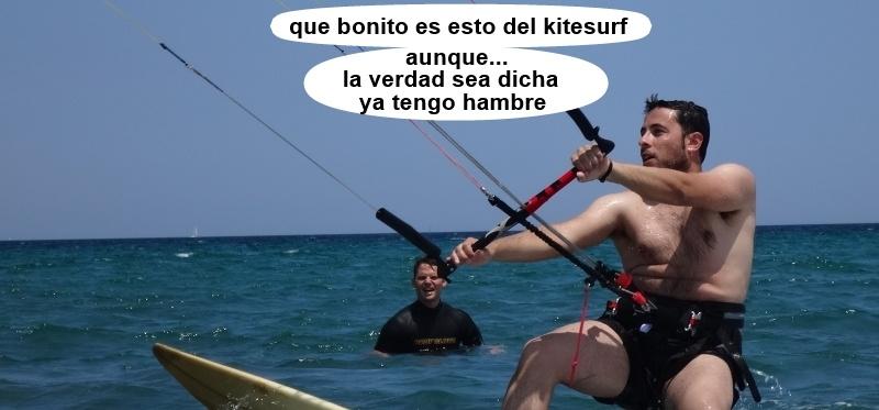 3 kitesurfing lessons vietnam - kite club AAN Mallorca - Josep
