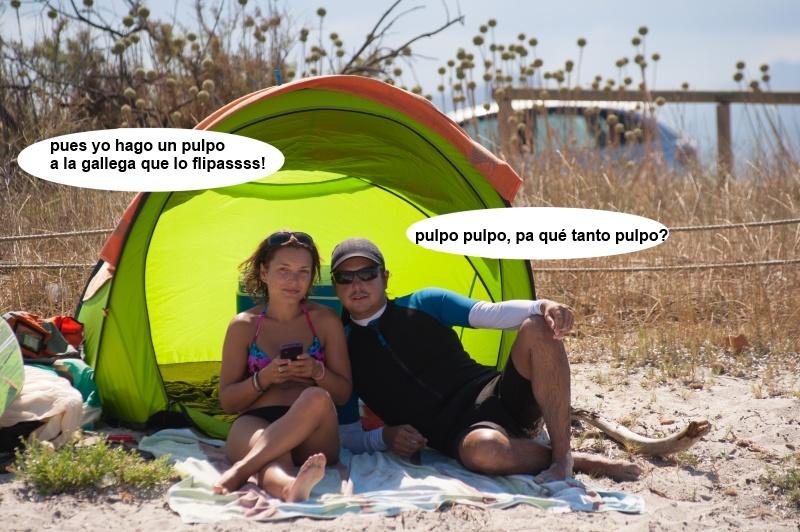 32 kitesurfing lessons vietnam - kite club AAN Mallorca - Rebe y Sergio
