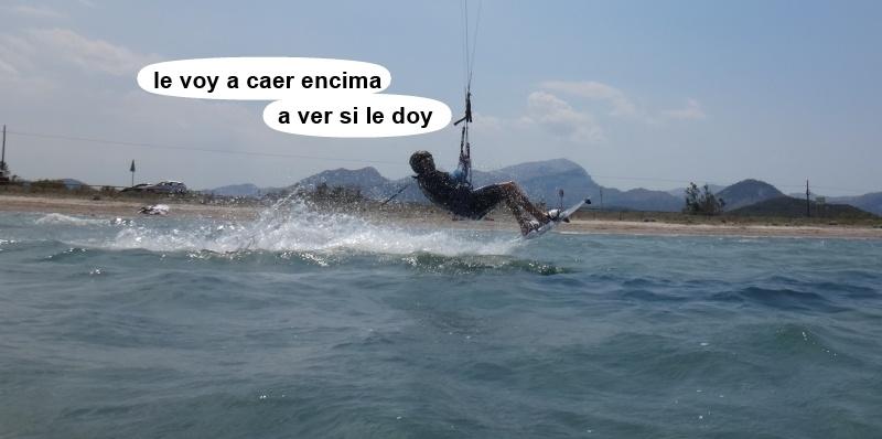 6 kitesurfing lessons vietnam - kite club AAN Mallorca - salta y le da