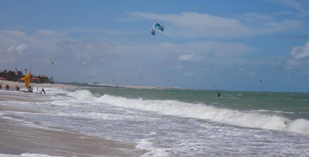 8 kitesurfing lessons vietnam- kitesurfing Brasil la caña está de vuelta